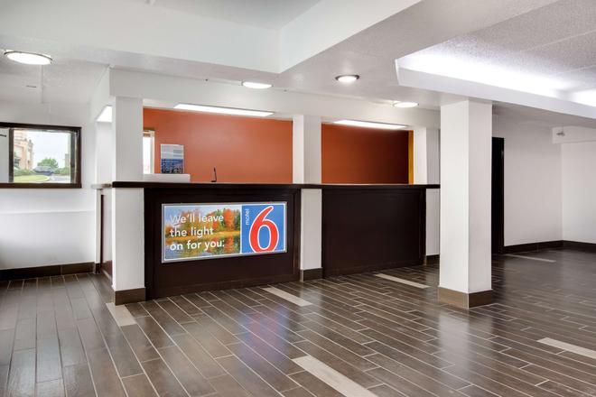 Motel 6 Macon - Ga - Macon - Receção