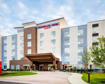 TownePlace Suites by Marriott Edmonton Sherwood Park - Sherwood Park - Gebouw