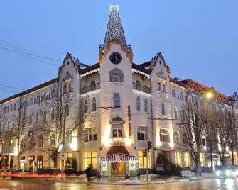 Grand Hotel Ukraine - Dnipro - Building