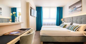 Home Hotel - Dortmund - Habitación