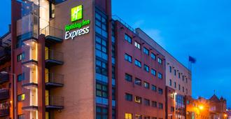 Holiday Inn Express Glasgow - City Ctr Riverside - Glasgow - Gebouw