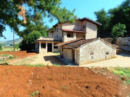 Aecolibrium - Country House - Pastena - Building