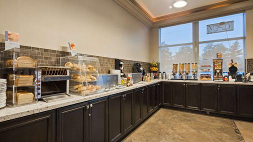 Best Western Plus Travel Hotel Toronto Airport - Toronto - Buffet