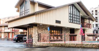 Mountain House Inn - Gatlinburg - Edificio