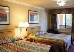 Hotel Elan - Σαν Χοσέ - Κρεβατοκάμαρα