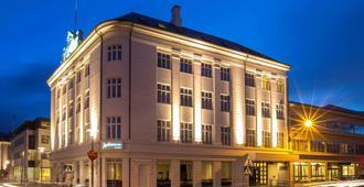 Radisson Blu 1919 Hotel Reykjavik - Reikiavik - Edificio