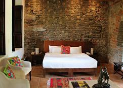Hotel Hacienda San Cristobal - San Francisco del Rincón - Bedroom
