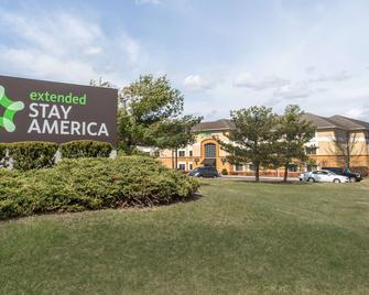Extended Stay America - Boston - Westborough - Computer Dr. - Вестбороу - Здание