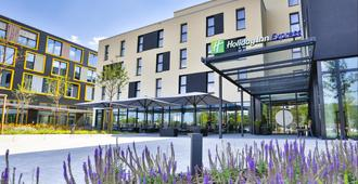 Holiday Inn Express Karlsruhe - City Park - Karlsruhe - Edificio
