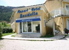 Residella Apparthotel - Gémenos - Bâtiment