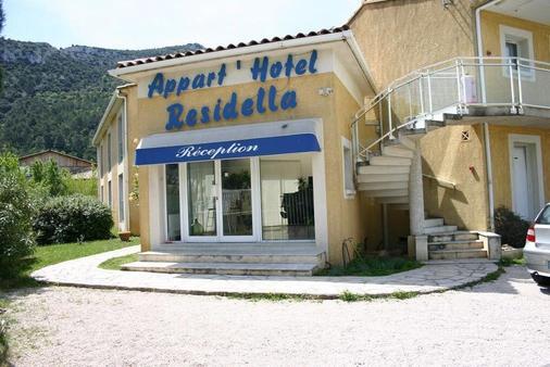 Residella Apparthotel - Gémenos - Building