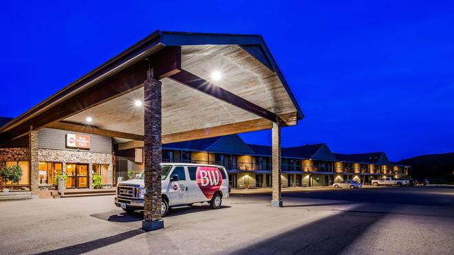 Best Western PLUS NorWester Hotel & Conference Centre - Thunder Bay - Rakennus