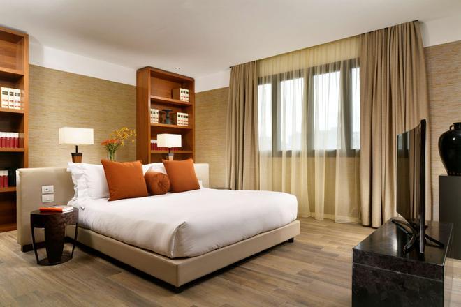 Milan Suite Hotel - Milan - Bedroom