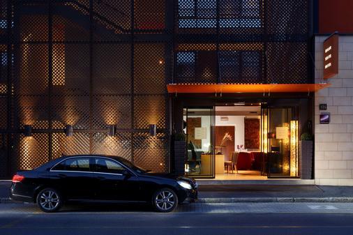 Milan Suite Hotel - Milan - Toà nhà