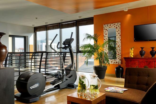 Milan Suite Hotel - Milan - Gym
