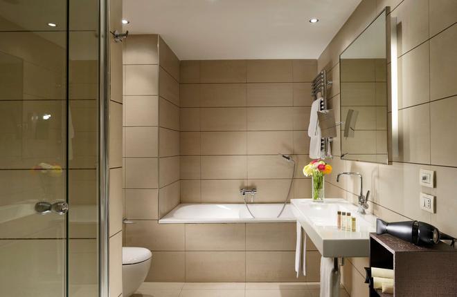 Milan Suite Hotel - Milan - Bathroom