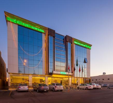阿爾法拉赫布里阿哈亞套房酒店 - 利雅德 - 利雅德 - 建築