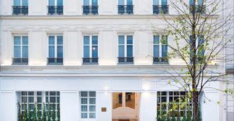 Hôtel Céleste Batignolles Montmartre - París - Edificio