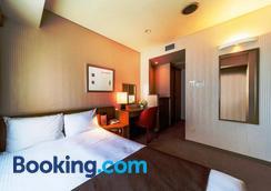 nest Hotel Sapporo Odori - Sapporo - Bedroom