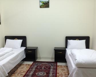 Al Eairy Furnished Apartments Tabuk 6 - Tabuk - Slaapkamer