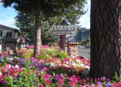 Stardust Lodge - South Lake Tahoe - Outdoors view