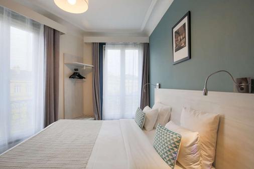 格蘭德酒店 - 巴黎 - 巴黎 - 臥室
