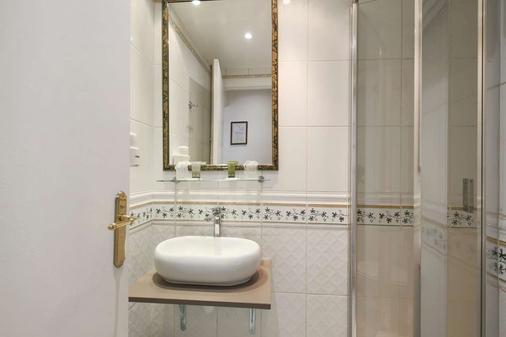 格蘭德酒店 - 巴黎 - 巴黎 - 浴室