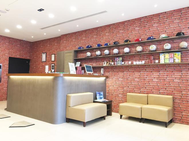 La Hotel - Baseball Theme Hall - Kaohsiung - Sala de estar