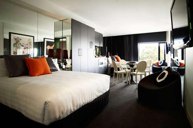 The Cullen Melbourne - Art Series - Melbourne - Bedroom