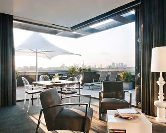 Art Series - The Cullen - Melbourne - Balcony