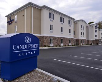 Candlewood Suites Morgantown-Univ West Virginia - Morgantown - Gebäude