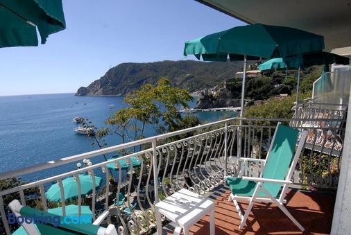 Hotel Porto Roca - Monterosso al Mare - Balcony
