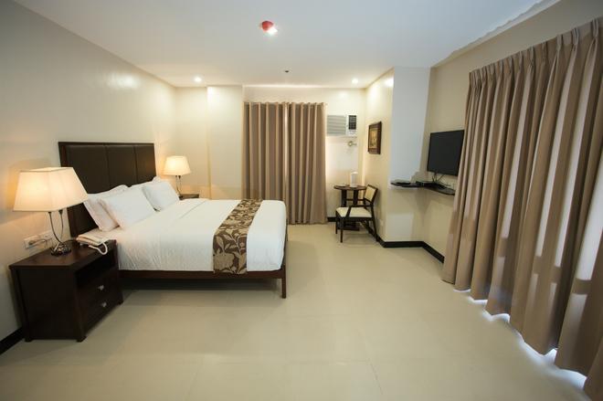 Main Hotel & Suites - Cebu City - Bedroom