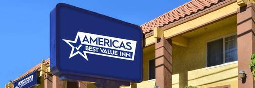 Americas Best Value Inn Killeen Ft. Hood - Killeen - Cảnh ngoài trời