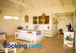 塔瑪姆海灘酒店 - 特奧烏馬 - 維拉港 - 臥室