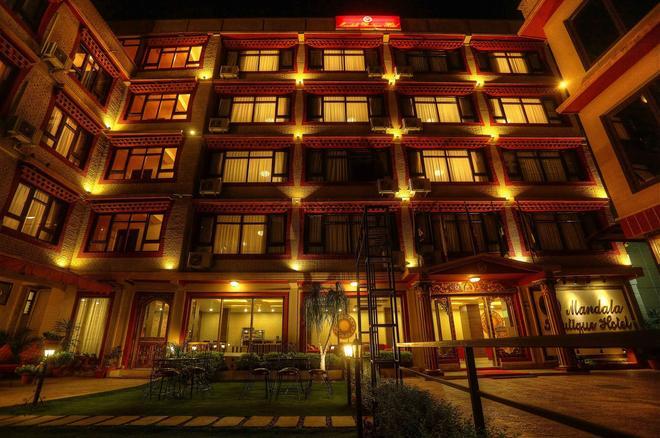 Mandala Boutique Hotel - Katmandú - Edificio