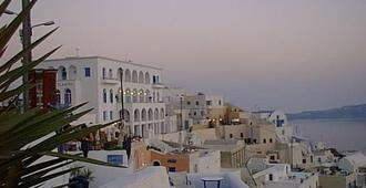 Atlantis Hotel - Thera - Soverom