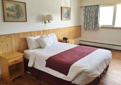 Canadas Best Value Inn River View Hotel - Whitehorse - Bedroom