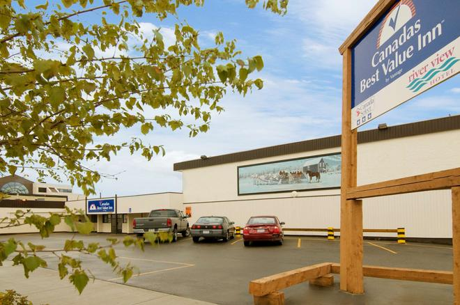 Canadas Best Value Inn River View Hotel - Whitehorse - Outdoor view