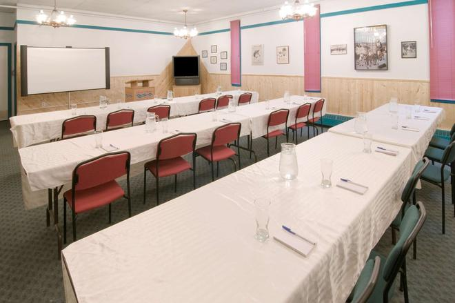 Canadas Best Value Inn River View Hotel - Whitehorse - Meeting room