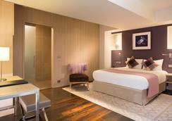 Hôtel Le M Paris - Pariisi - Makuuhuone