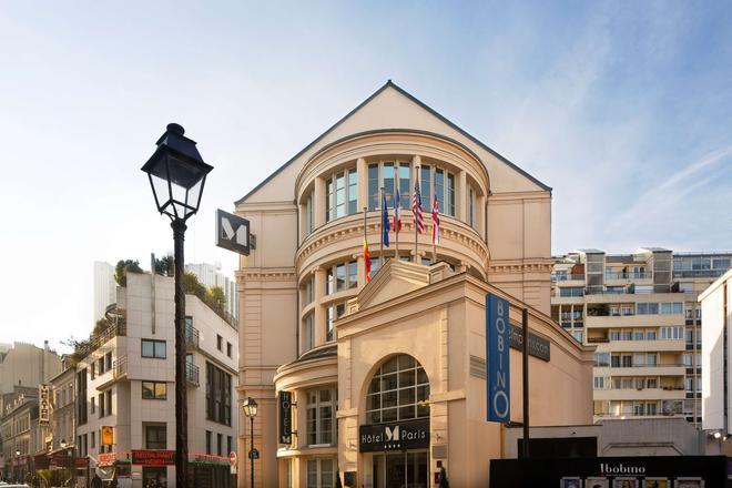 Hôtel Le M Paris - Pariisi - Rakennus