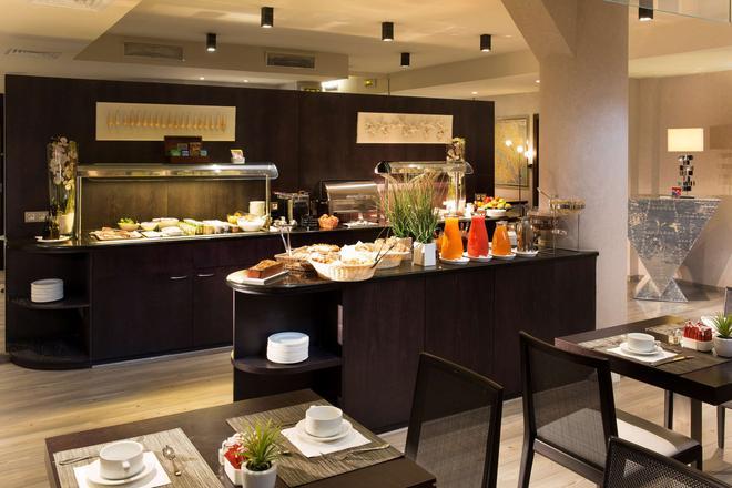 Hôtel Le M Paris - Pariisi - Buffet