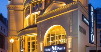 Hôtel Le M Paris - Paris - Bâtiment