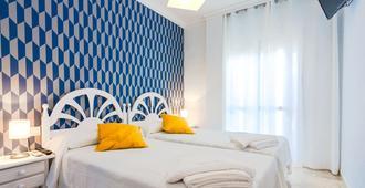 Hostal Luna de Nerja - Nerja - Bedroom