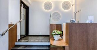 Hôtel Petit Lafayette - Paris - Phòng ngủ