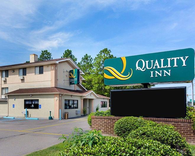 Quality Inn - Chesapeake - Building