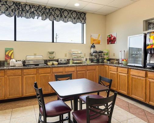 Quality Inn - Chesapeake - Buffet