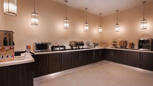 Best Western Plus Executive Residency Baytown - Baytown - Buffet