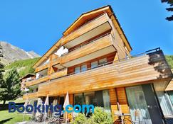 Elite Alpine Lodge - Saas-Fee - Building